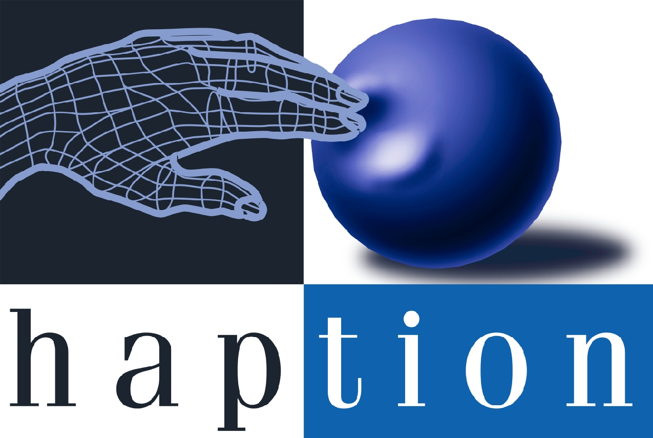 HAPTION logo big