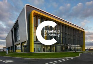 Open position, Cranfield University
