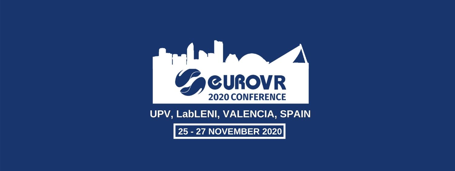 EuroVR 2020 Conference