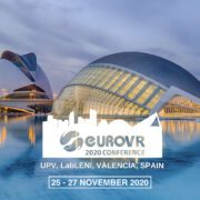 EuroVR 2020 International Virtual Reality Conference