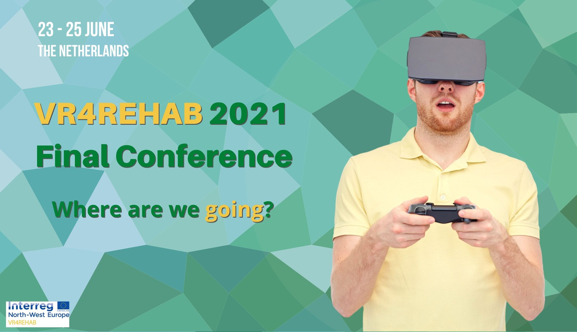 VR4REHAB 2021 Final Conference
